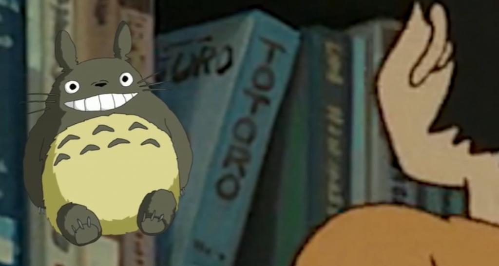 Totoro?!