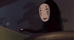 Kaonashi or No-Face