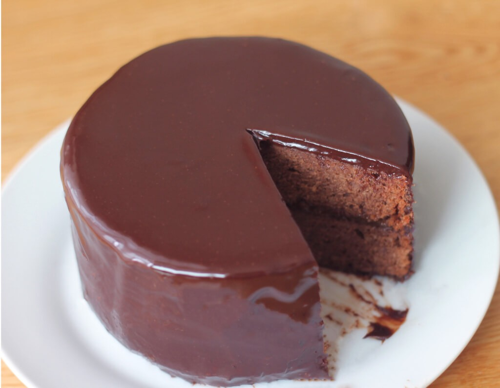 Yatta-Tachi Noms: Sacher Torte from My Love Story