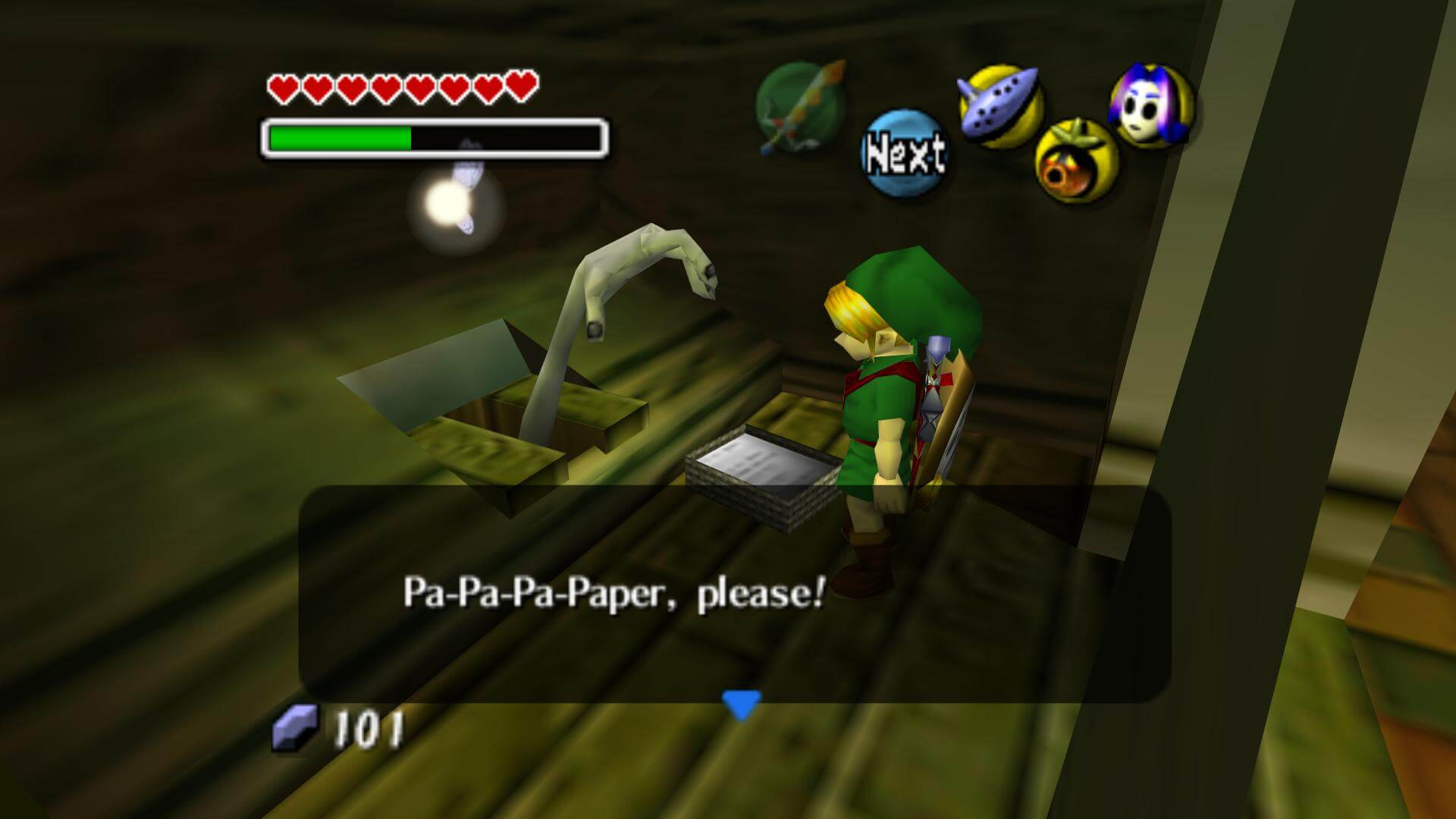 Japanese urban legends: So...is it Link's fault that he terrorizes bathroom goers?