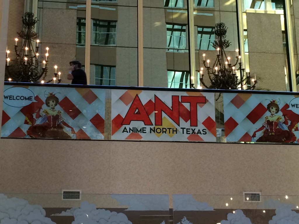 Anime North Texas