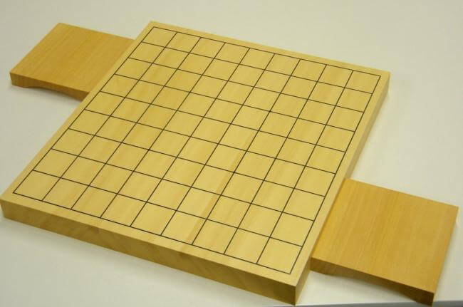 Traditional Shogi Board