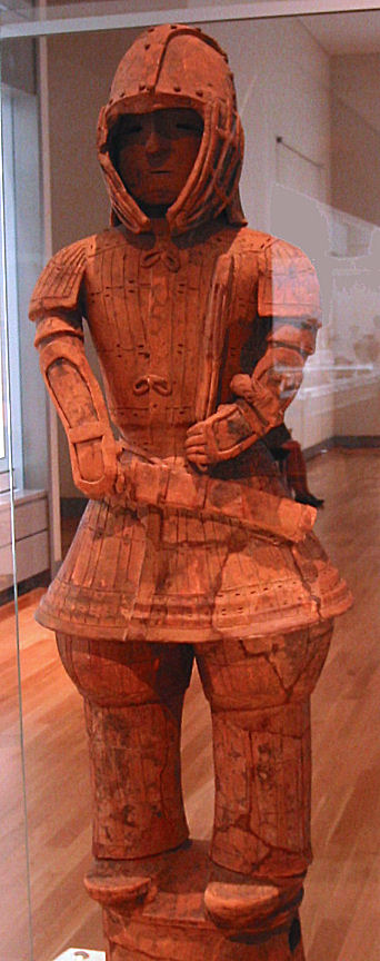 Kofun Soldier by PHGCOM
