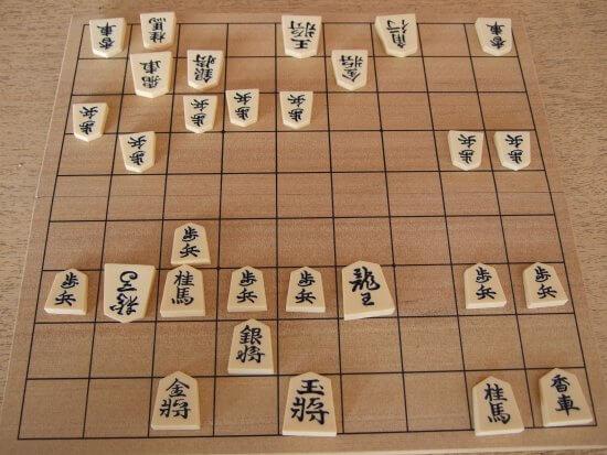 how to build a shogi board