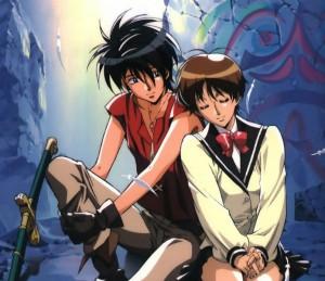 Van and Hitomi