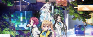 Lauren Reviews: Myriad of Colors Phantom World Episodes 1 & 2