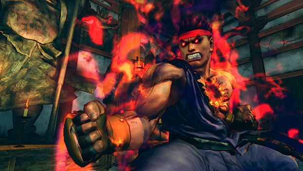 Street Fighter S Ryu Is Inspirational Yatta Tachi