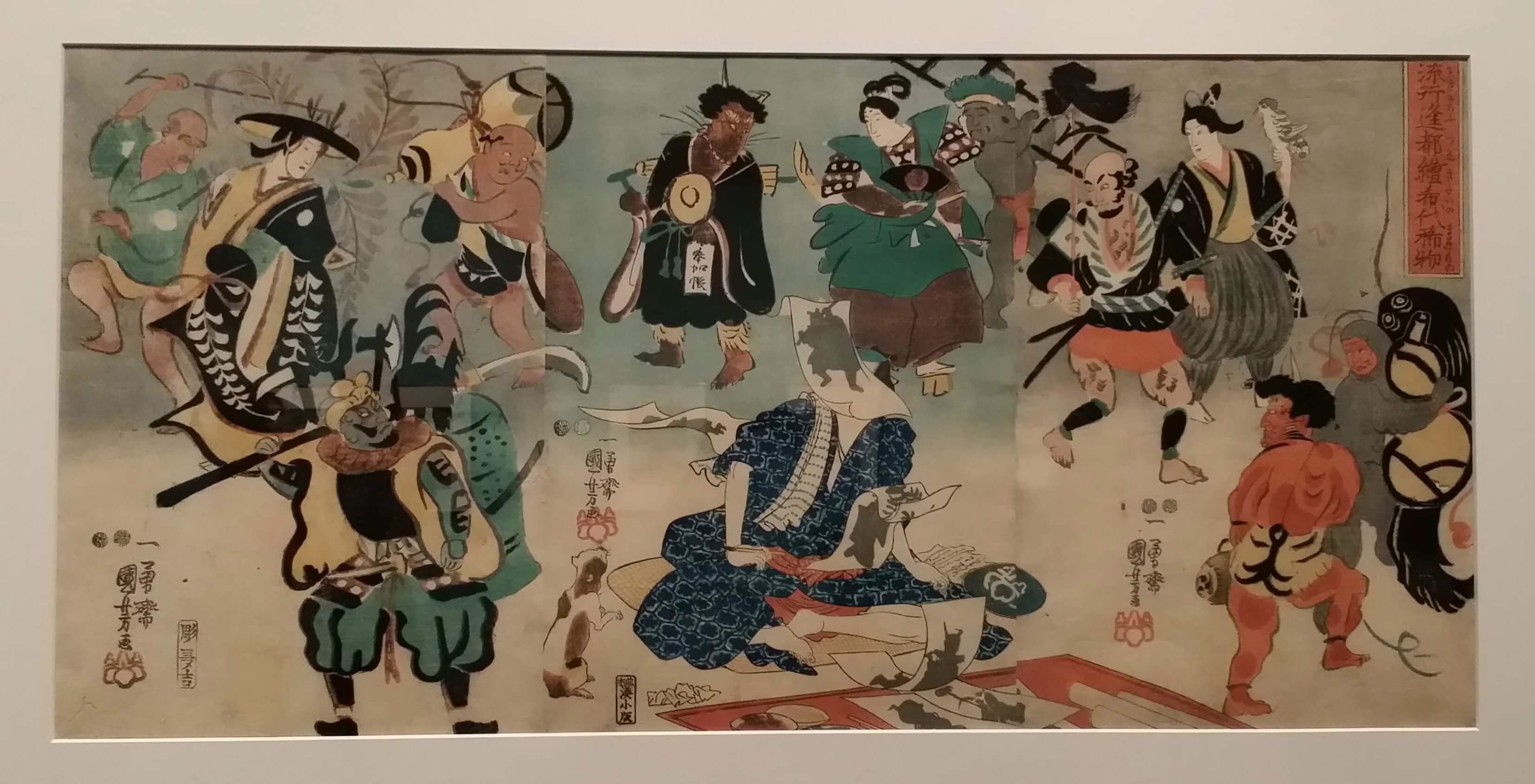 The Amazing Phenomenon of Popular Otsu-e Paintings