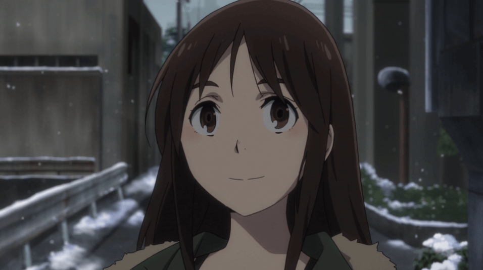 ERASED Episode 12 Review (Treasure) » Yatta-Tachi
