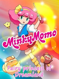 Cover of Minky Momo Fairy Princess of Dreamland