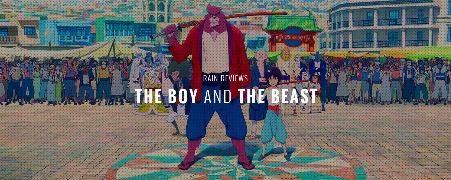 The Boy And The Beast Review Yatta Tachi