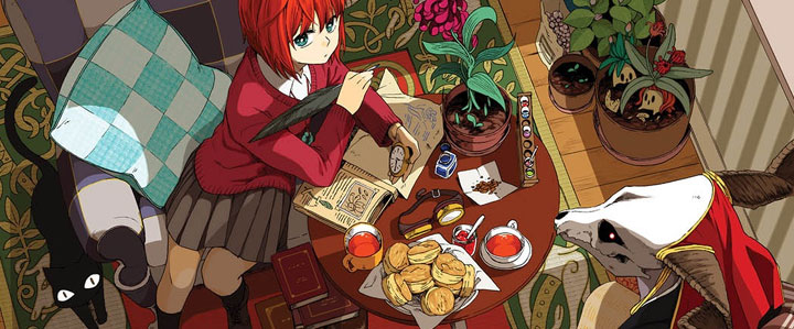The Shoujo Bestseller Drought: Where Have All the Shoujo Gone? (The Ancient Magus' Bride)