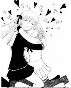 Tohru and Kisa's sisterly love