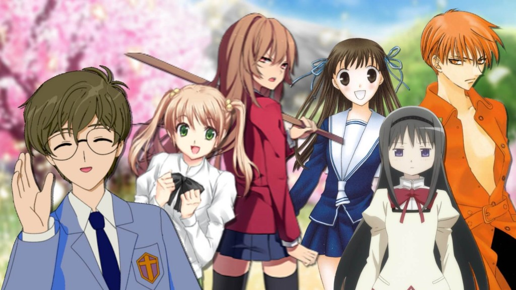 Shoujo stories, usually focused on romance, aim to get read mainly by young girls.