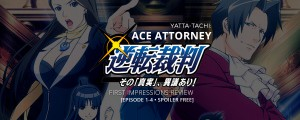 Ace Attorney: First Impressions