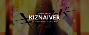Kiznaiver: First Impressions (Ep. 1)
