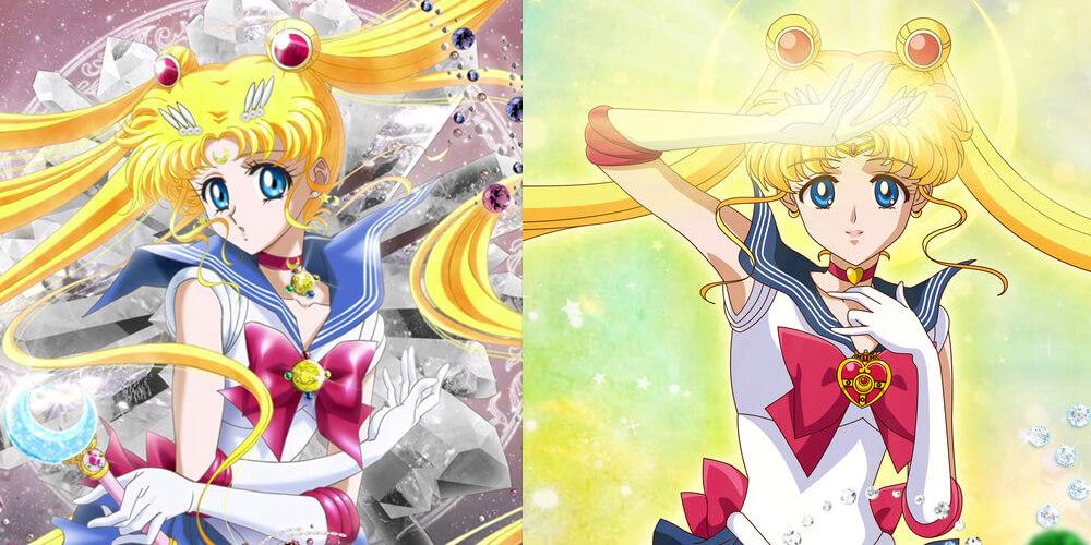 sailor moon crystal season 3 first impressions ep 1 spoiler free