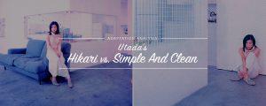Adaptation Analysis: Utada's Hikari vs. Simple And Clean