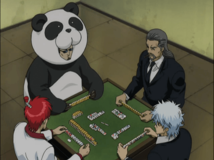 Gintama Mahjong