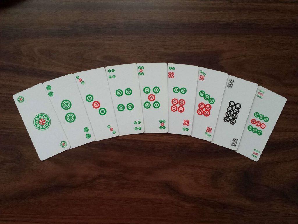 Mahjong circles