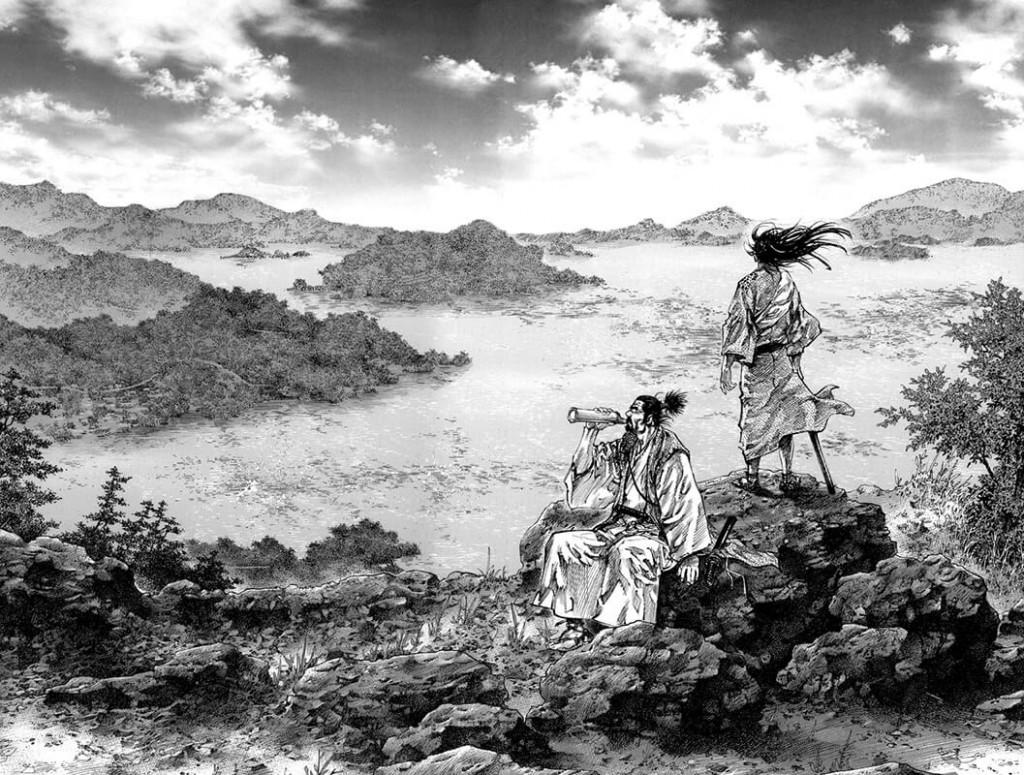 The Art of Takehiko Inoue » Yatta-Tachi