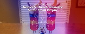 Yatta-Tachi Noms: Sailor Moon Parfait