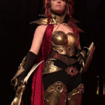 A-Kon 27 Cosplay Contest Cosplayer: Unicorn Knight (Kadiaa Cosplay)