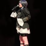 "A-Kon 27 Cosplay Contest Cosplayer: Courtney's Cosplay ( singing ""Kagayaku Sora no Shijima Niwa"" from Black Butler II)"
