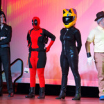 A-Kon 27 Cosplay Contest Cosplayers