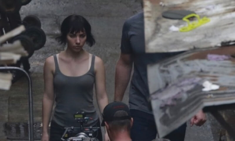 Things We Saw Around The Web #6 - Ghost In The Shell Live Action