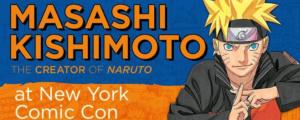 Kishimoto at NYCC