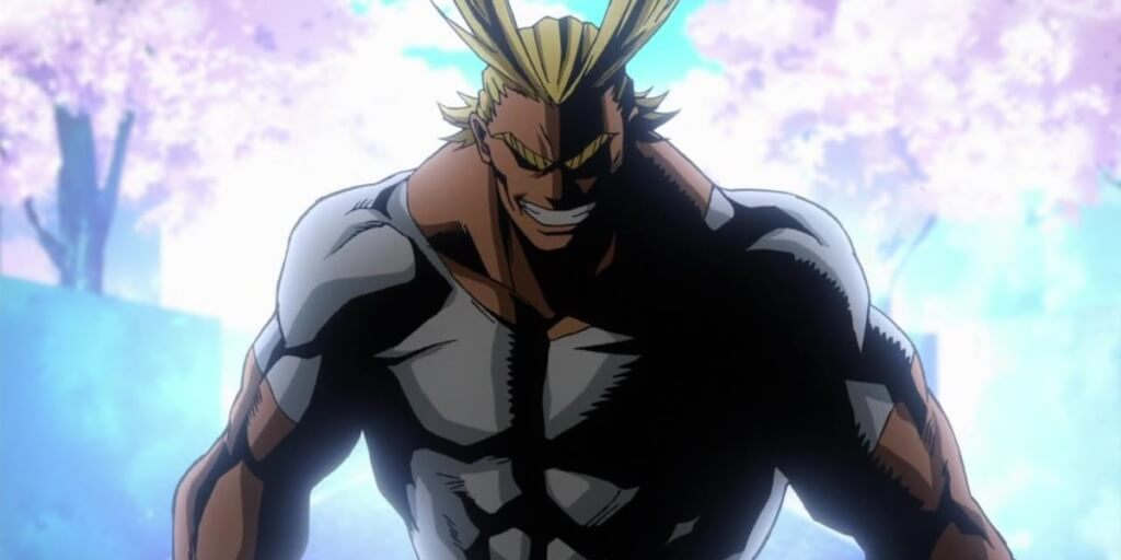 My Hero Academia Review: All Might