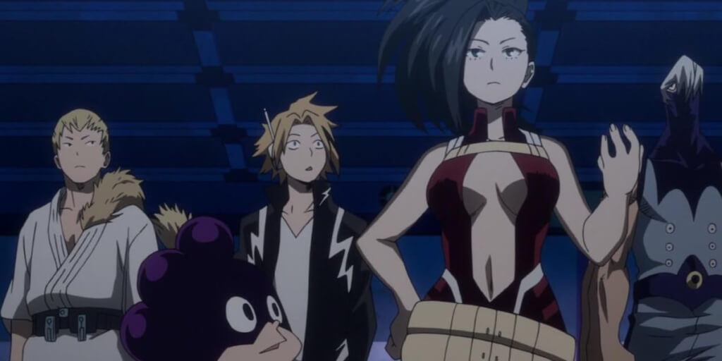 My Hero Academia Review: More U.A. Students