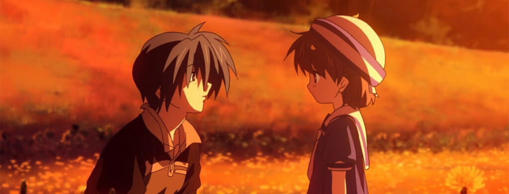 In the Name of Anime Titles (Clannad)