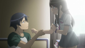 In the Name of Anime Titles (Oreimo)