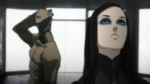 In the Name of Anime Titles (Ergo Proxy)