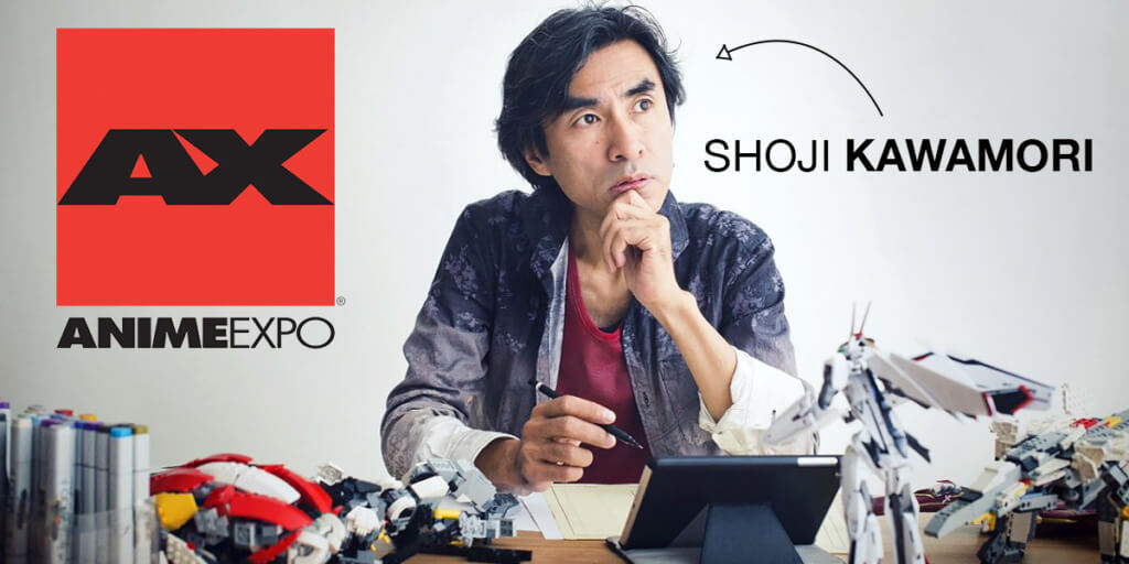 Things We Saw Around The Web #6 - Shoji Kawamori