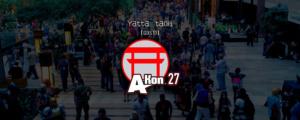 Yatta-Tachi Goes To: A-Kon 27