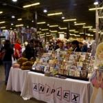 Yatta-Tachi Goes To: A-Kon 27: Aniplex Booth