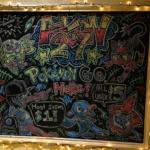 Yatta-Tachi Goes To: A-Kon 27: A-Kon Pokemon Chalk Art