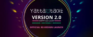 Yatta-Tachi Presents: Version 2.0 - Happy Go Lucky