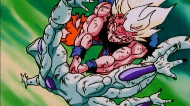 A whole generation grew up watching Dragon Ball Z, which makes it a fan-favorite.