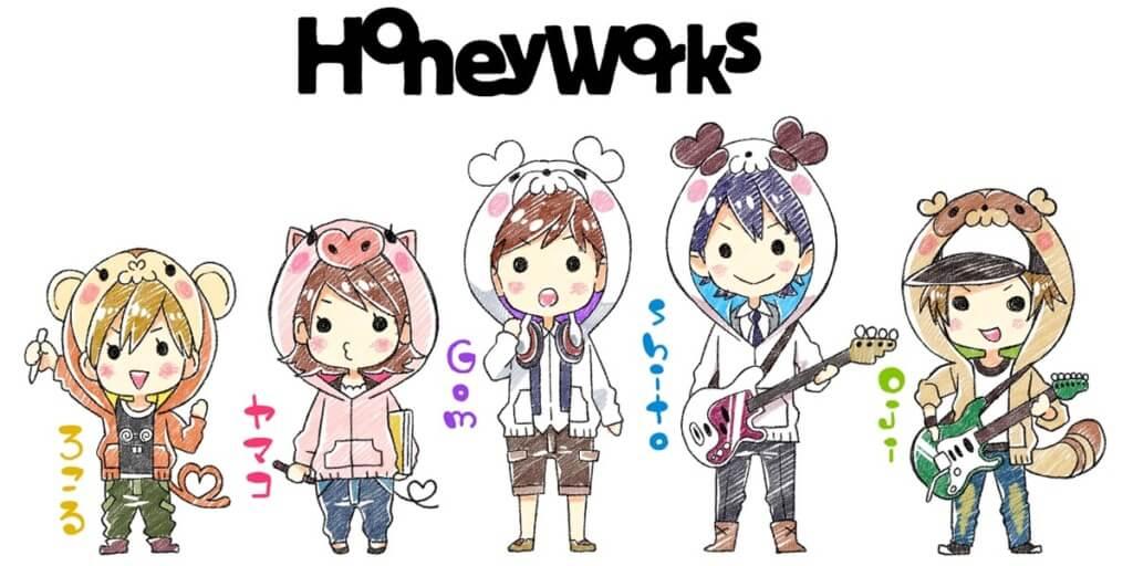 JubyPhonic - HoneyWorks Group