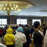 AnimeFest 2016: Registration Line