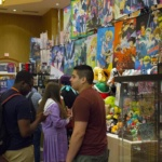 AnimeFest 2016 Dealers Room