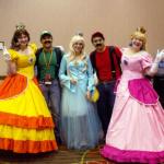 AnimeFest 2016 Cosplay Day 2&3 - Mario Bros.
