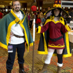 AnimeFest 2016 Cosplay Day 2&3 - Konosuba