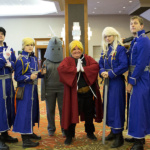AnimeFest 2016 Cosplay Day 2&3 - Full Metal Alchemist