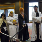 AnimeFest 2016 Cosplay Day One - Bleach