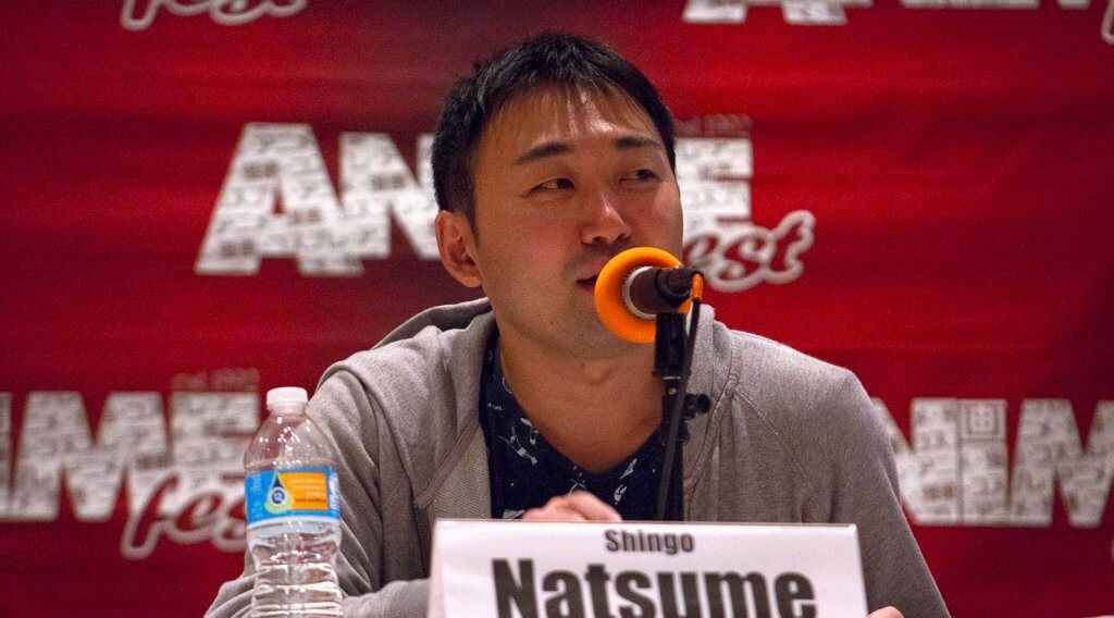 AnimeFest 2016 One-Punch Man Director & Storyboard Artist Shingo Natsume